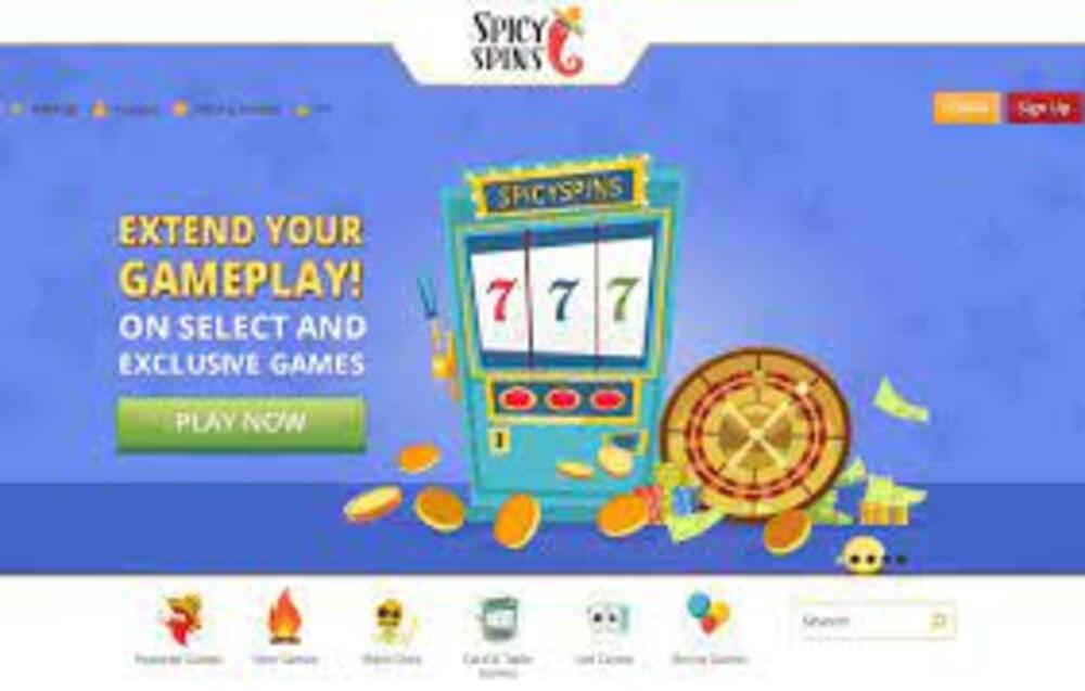 spicy spins casino en ligne